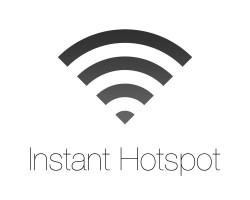 Instant Hotspot