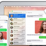 How to Send and Receive SMS Text Messages in Yosemite OS X 10.10
