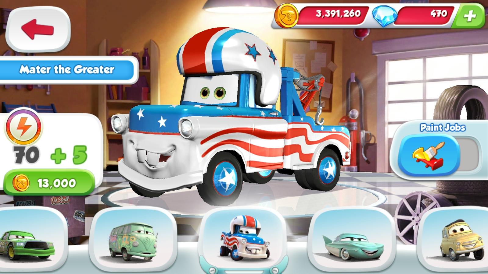 Cars Fast As Lightning IOS App IPhonecaptain IOS Jailbreak - Cars cars