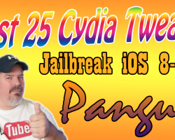 25 cydia tweaks
