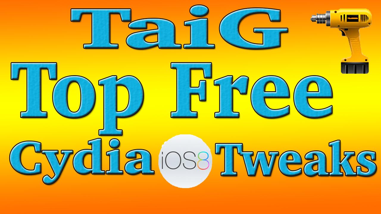TaiG Free Tweaks