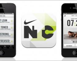 nike + training camp ios app