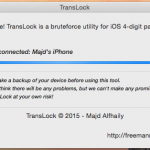 Hacker Creates Brute Force Tool to Open Jailbroken Devices in a Few Hours
