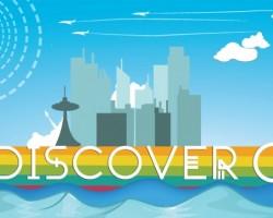 Discover O iOS app