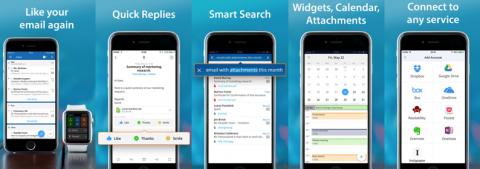 spark ios app
