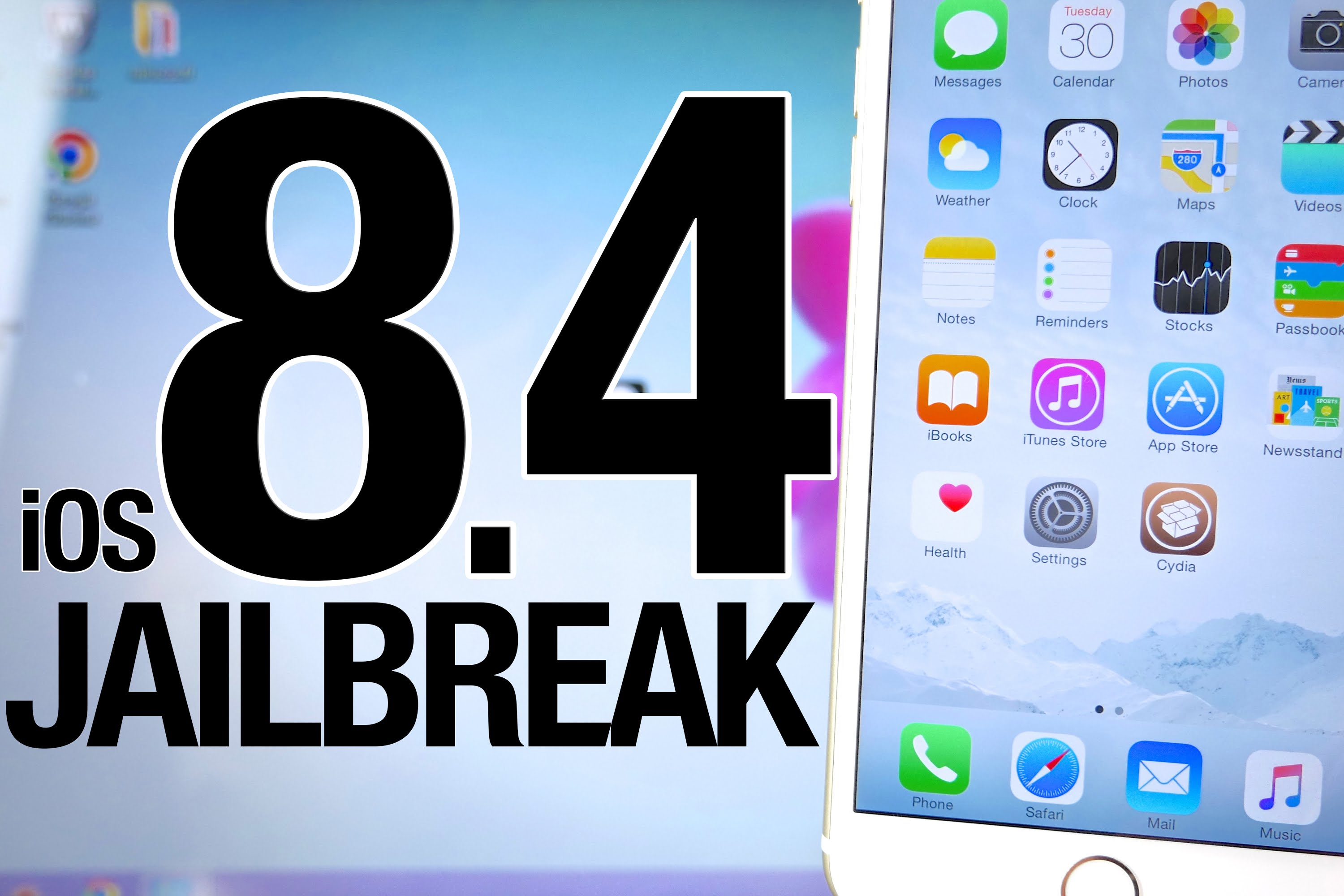 ios 9 tweaks for ios 8.4