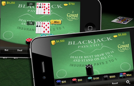 gamble on iphone real money