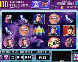 star trek slot game