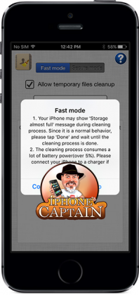 iCleaner Pro for iOS 10