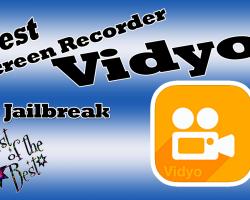 best screen recorder ios 10
