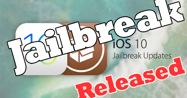 iOS-10-Jailbreak Released