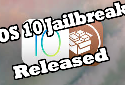 ios 10 jailbreak released