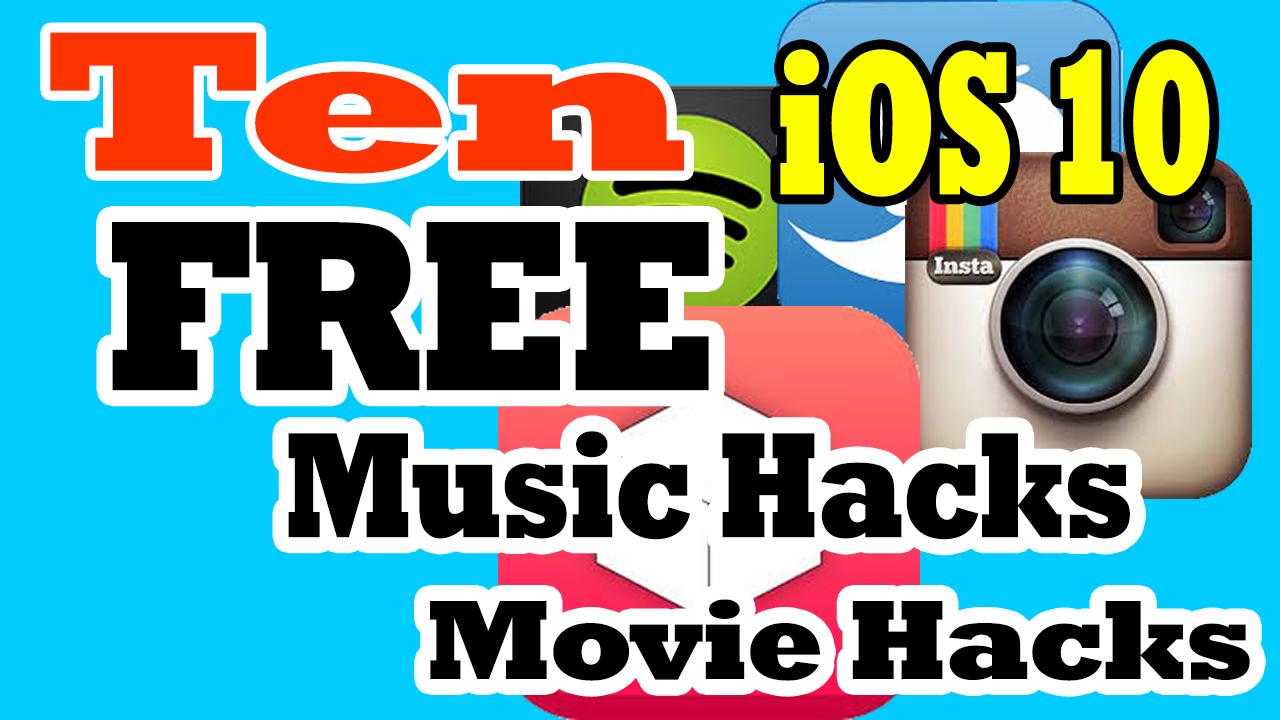 ten free hacks