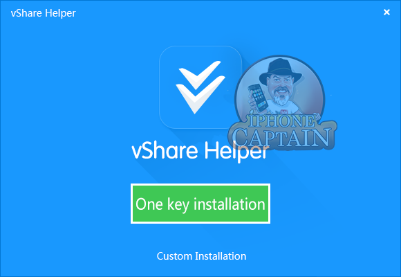 install VShare on iOS 10
