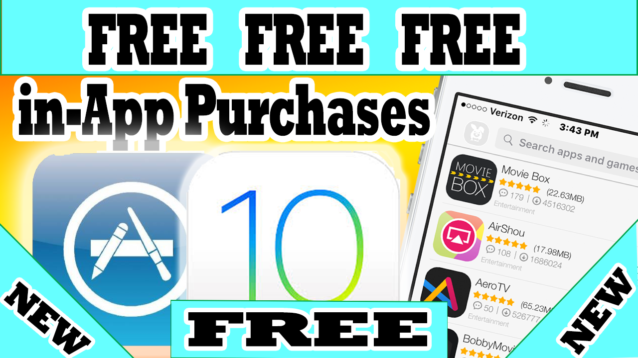 in app purchases free