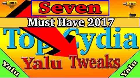 top yalu jailbreak tweaks