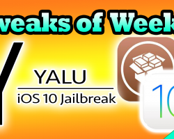Top Cydia Jailbreak Tweaks of the Week March 20-26, 2017