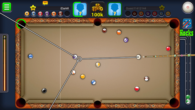 8 ball pool ++ hack