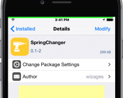 springchanger tweak
