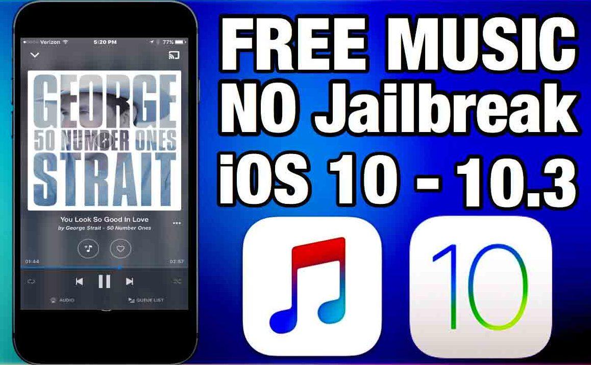 free music ios 10