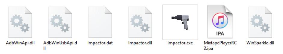 Cydia Impactor Stuck On Installing Ipa