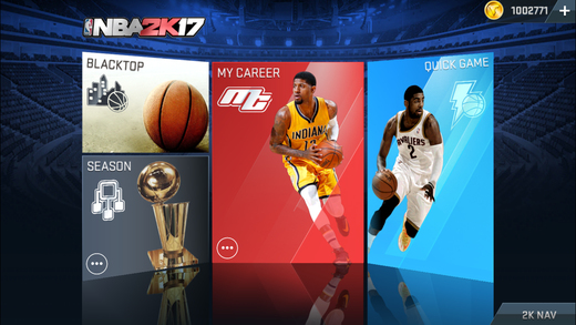 nba nk17 ios 10