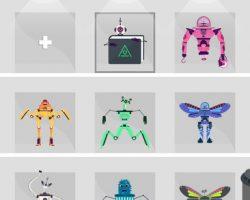 the robot factory ios app
