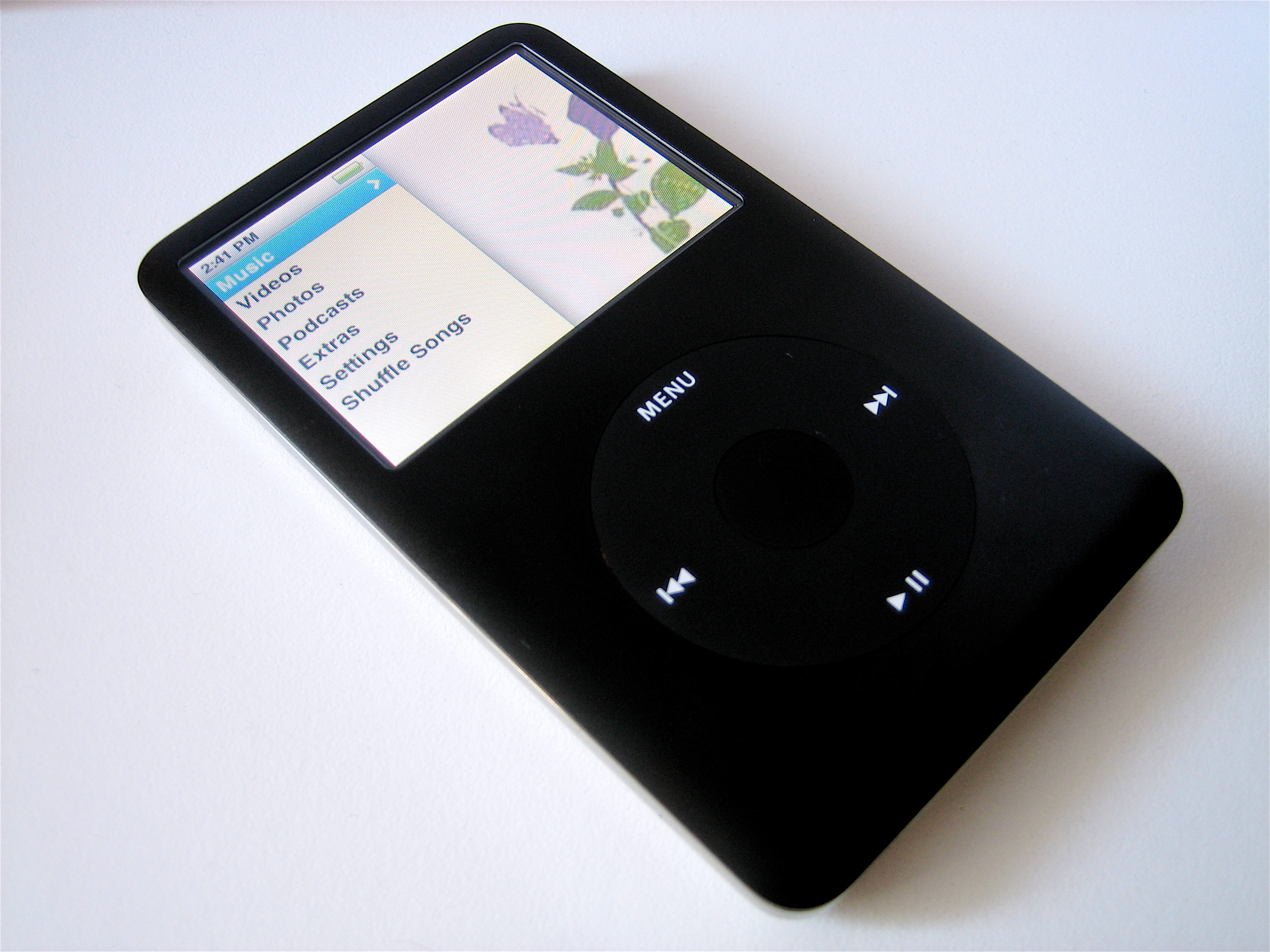 moving pictures iphone the of the ipod classic iphonecaptain ios 10 2001