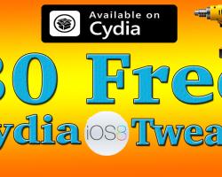 30 free tweaks