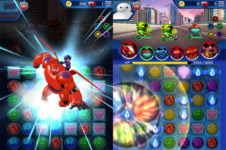 Big Hero 6 Baymax Sky Patrol - Free online hero games ...