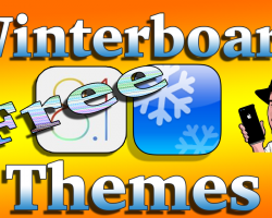 free winterboard themes