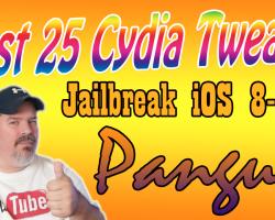 25 cydia tweaks