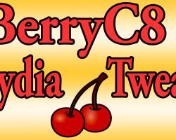 BerryC8 Cydia Tweak