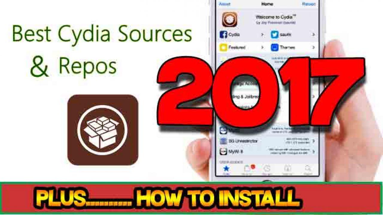 iOS 10 2 | iOS 10 1 1 | iOS 10 Top Cydia Sources/Repo 2017