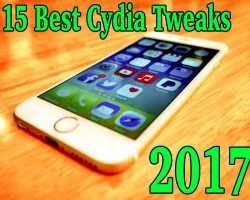 best free tweaks iOS 10.2