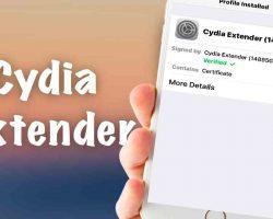 cydia extender app