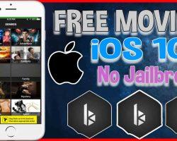 free movies ios 10